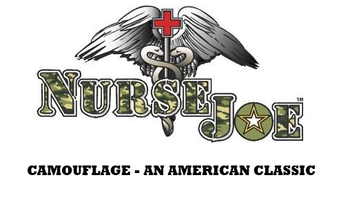 Nurse Joe, Logo